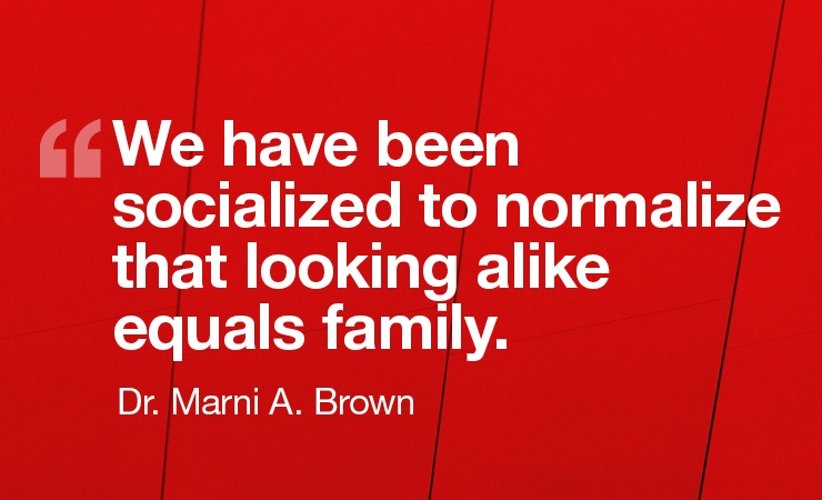 Marni Brown quote