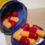 Amoxin pills