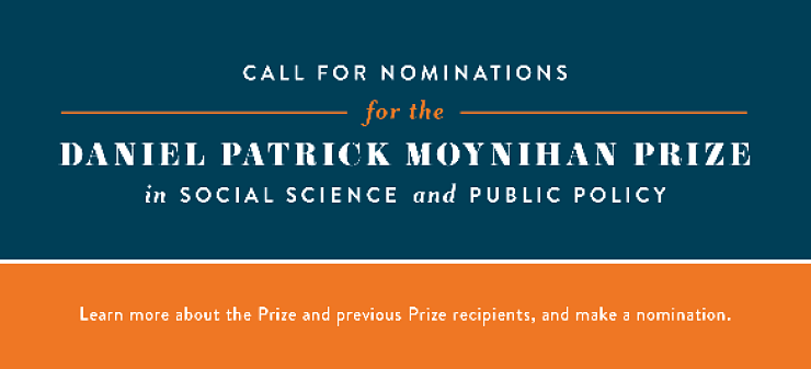 Moynihan prize nomination graphic