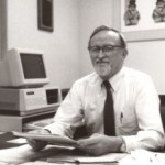 Philip Converse in 1985. (Photo: Institute for Social Research)
