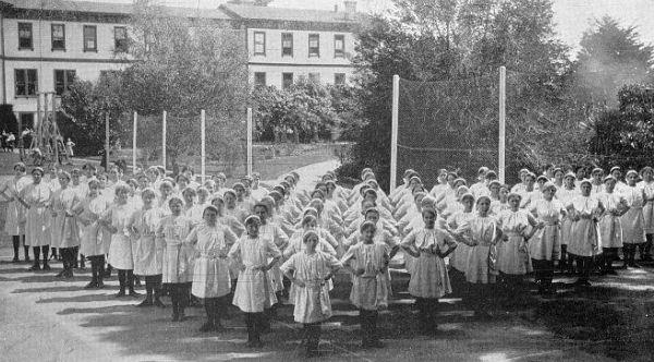 Girls college 1913