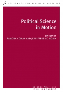 Political Science in Motion cover