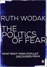 Politics of Fear cover