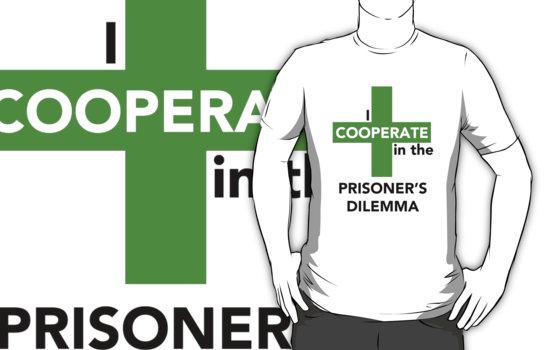 Prisoner's dilemma T-shirt