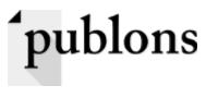 Publons logo