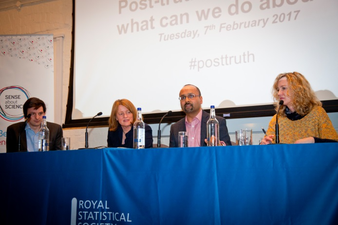 RSS panel on post-truth
