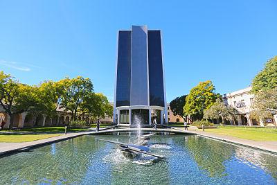 Caltech's Milikan Library