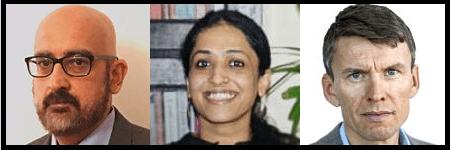 Rohit Varman Devi Vijay Per Skålén