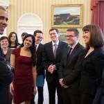 SBST team meets Obama