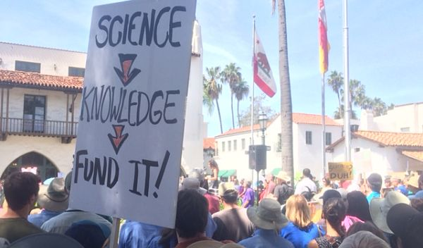 Scientists vs Budget Cuts: Looking Back at the March for Science