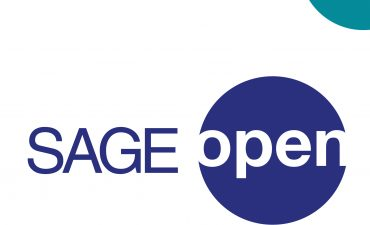 SAGE Open cover