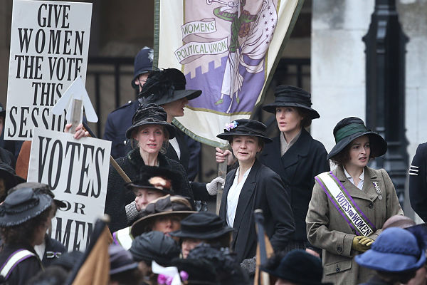 Scene from Suffragette