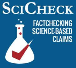 SciCheck logo
