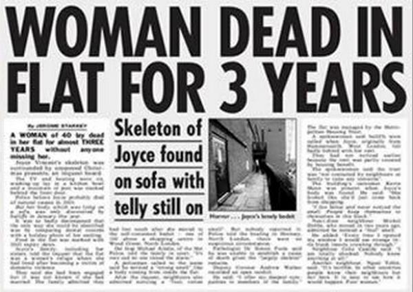 Body fund headline