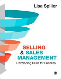 Selling and Sales management cover