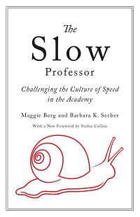 Slow Professor book cover