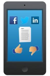 Social media no-nos