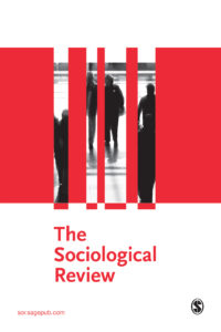 Sociological Review cover