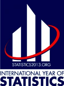 International Year of Statistics logo