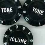 Tone dials