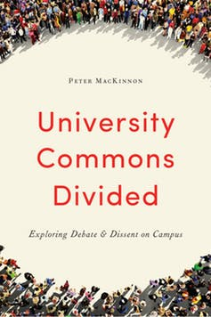University Commons Divided cover
