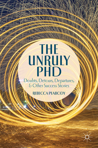 Unruly PhD cover