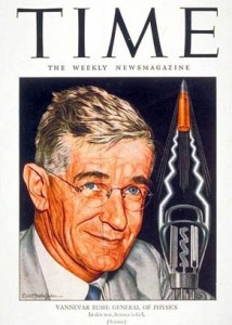 Vannevar Bush_Time cover