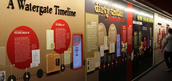 Through the Prism of the Past: Watergate Memories at the Nixon Library