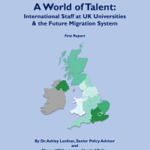 World of Talent cover