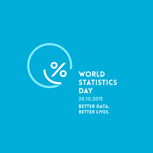 World Stats Day logo