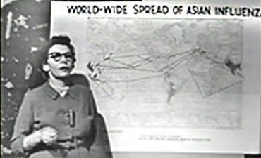 warning from 1957 flu epidemic
