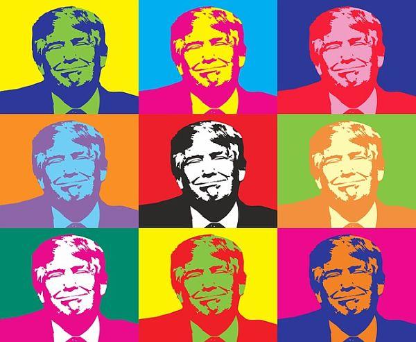 views of Donald Trump