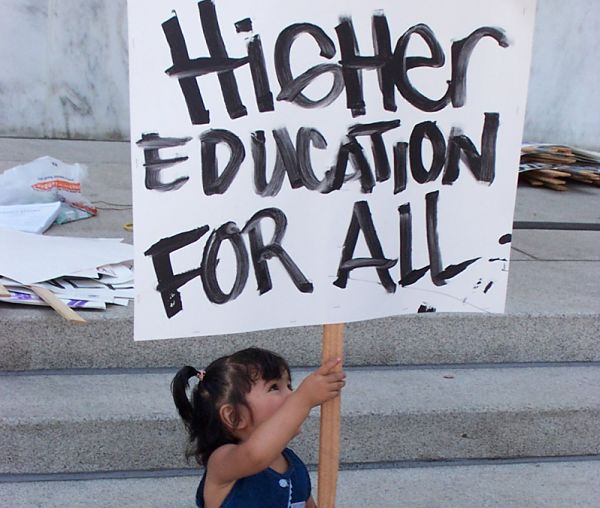 education for all sign