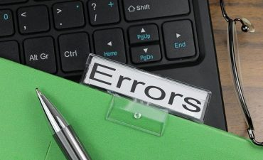 paper folder for errors