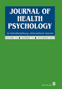 Journal of Health Psychology cover