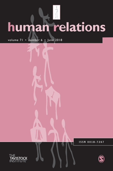 Human Relations cover