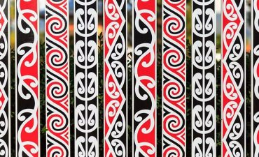 Art with Maori themes