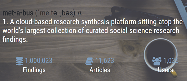 A Better Tool to Gather, Curate Research Findings