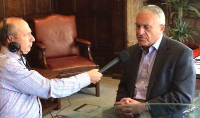 Ivor Crewe interviewed by Dave Edmonds