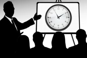 Business management image