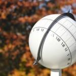 time sundial