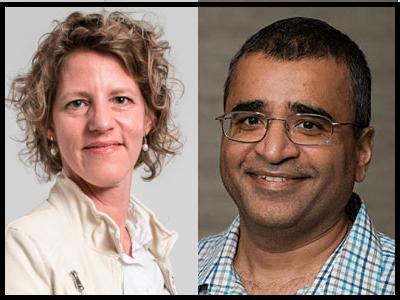 Jenny van Doorn and Vikas Mittal